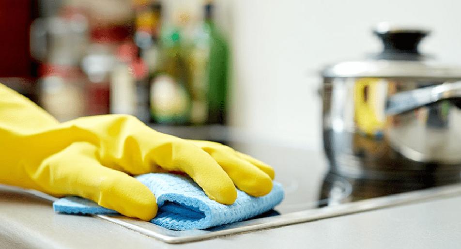 mutfak temizliginde kullanilacak malzemeler