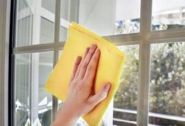 cam ve pencere temizligi nasil yapilir